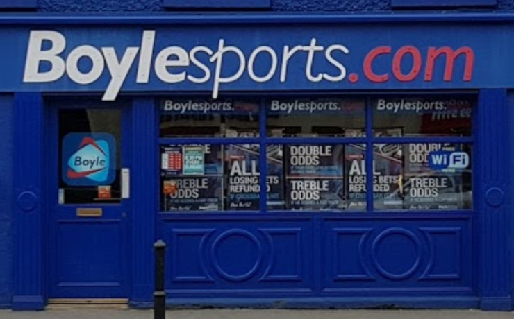 boyle sports betting shop