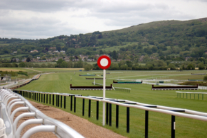Cheltenham Raccourse Finishing Post