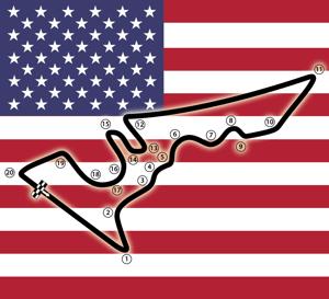 Unitd States GP Circuit