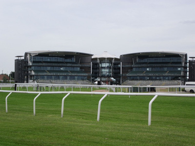 Aintree Racecourse Grandstands