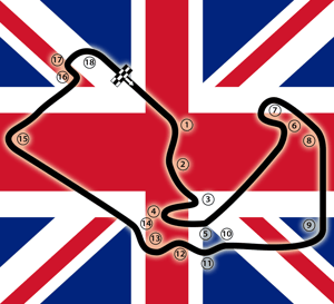 British GP Circuit