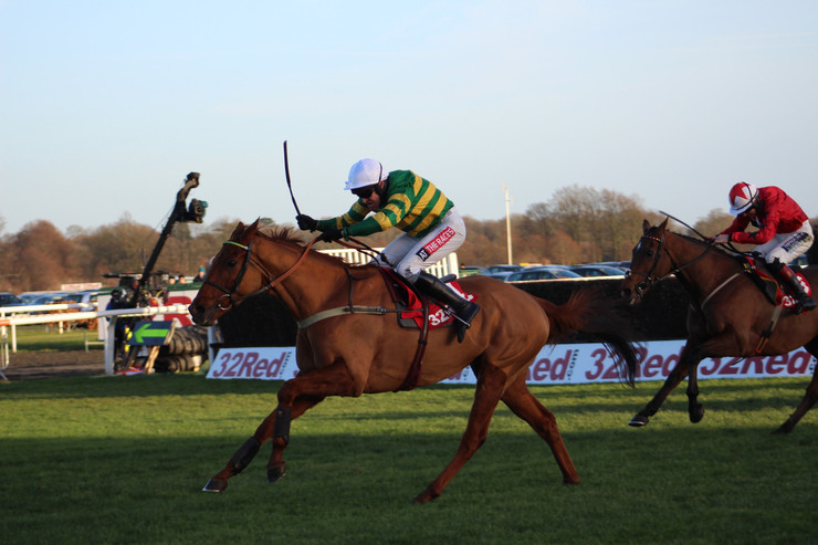 Boxing Day at Kempton Racecourse