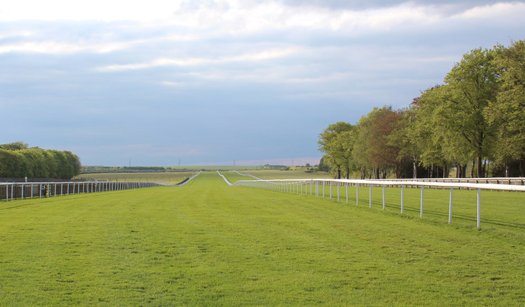 July Course Track at Newmarket