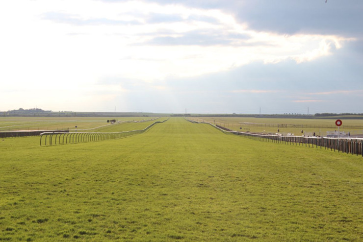 Newmarket Rowley Mile Track