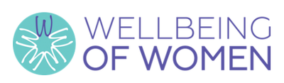 Wellbeing of Women Charity Logo