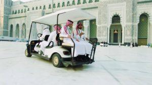 Saudi Arabia golf