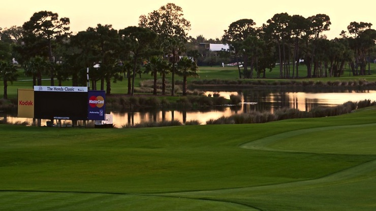 Honda Classic Golf Tournament
