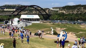 Dell Match Play Entrance