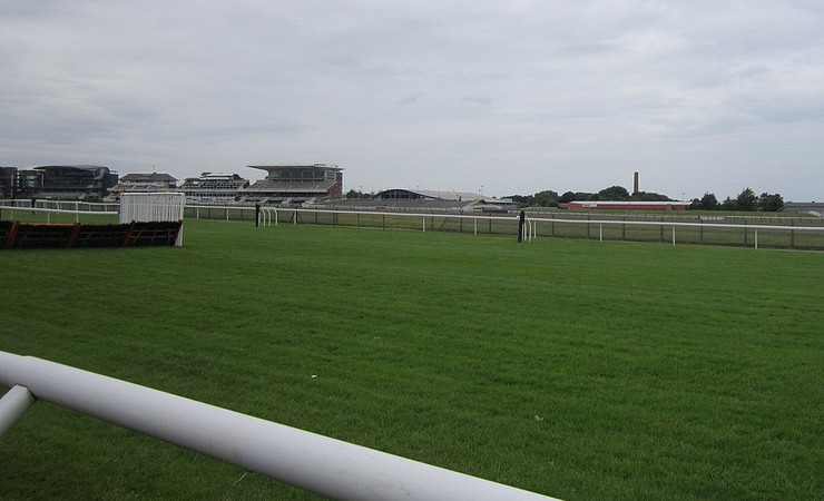 Aintree Racecourse and Hurdle