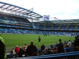 Chelsea's Stamford Bridge Pre-Match