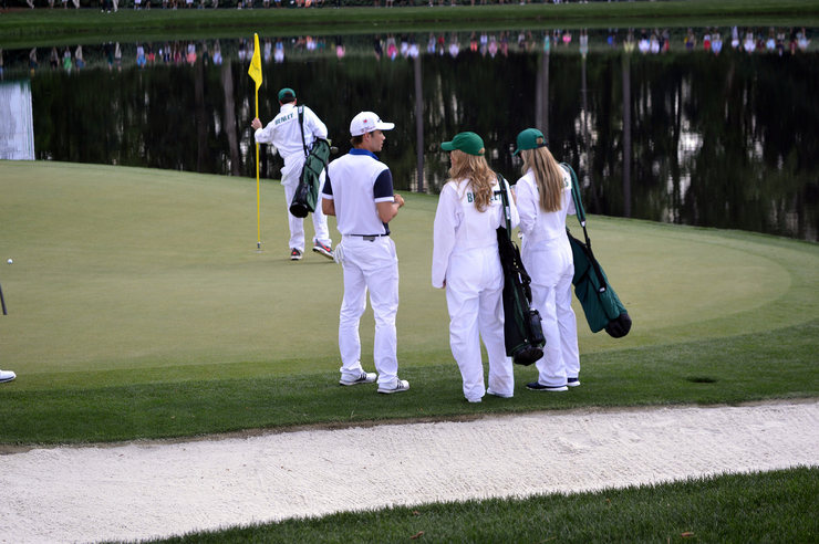 Masters Par 3 Contest at Augusta