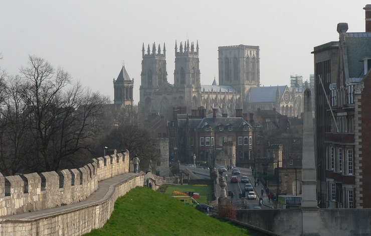 York City Walls and Minster