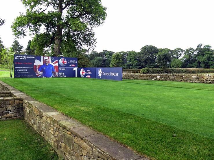 British Master's Golf