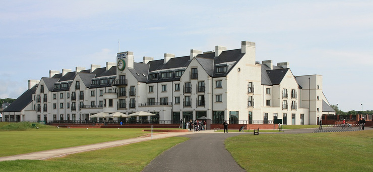 Carnoustie Golf Course Hotel