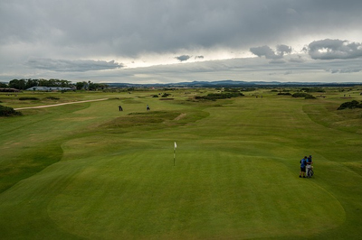 St Andrews Old Course Golf Course