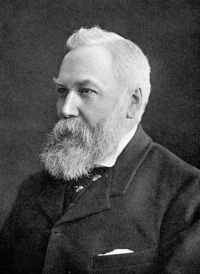 William McGregor Founder of the English Football League