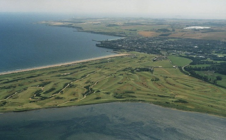 St Andrews Links in Fife, Scotland