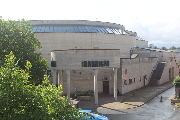 Barbican Centre in York