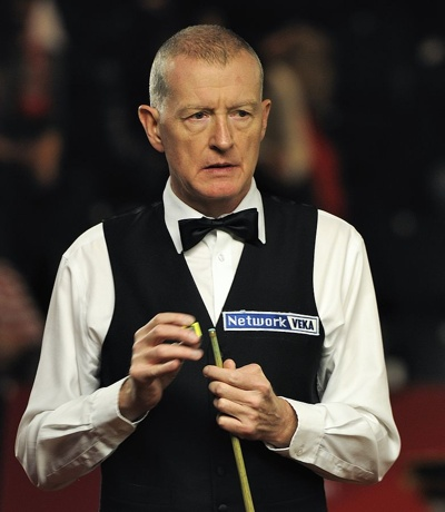 Snooker Player Steve Davies