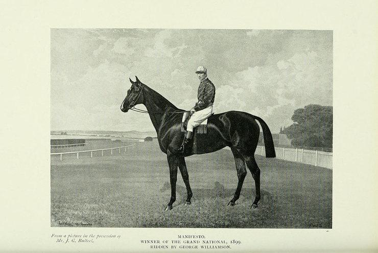 Print of the Racehorse Manifesto