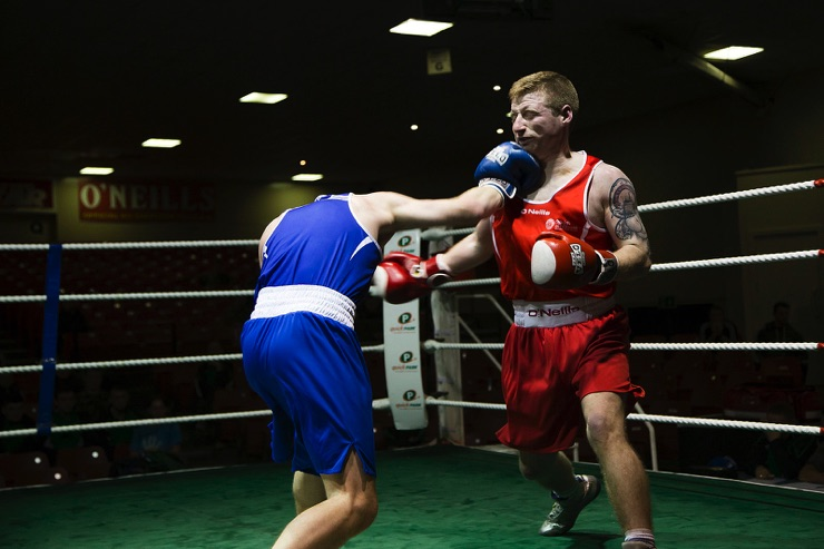 2014 DF Boxing Championships