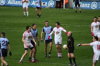 Dublin vs Tyrone League Game