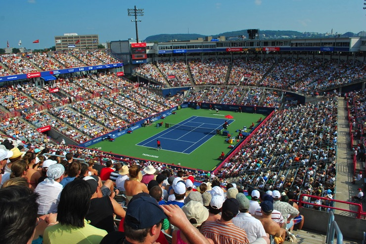 Rogers Cup in Montreal