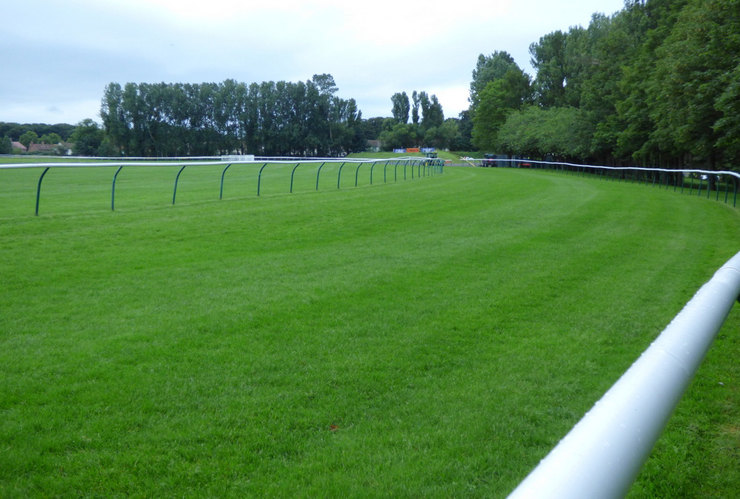 Ayr Racecourse Trackside