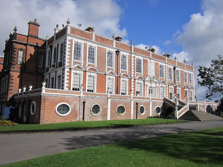 Croxteth Hall in Liverpool