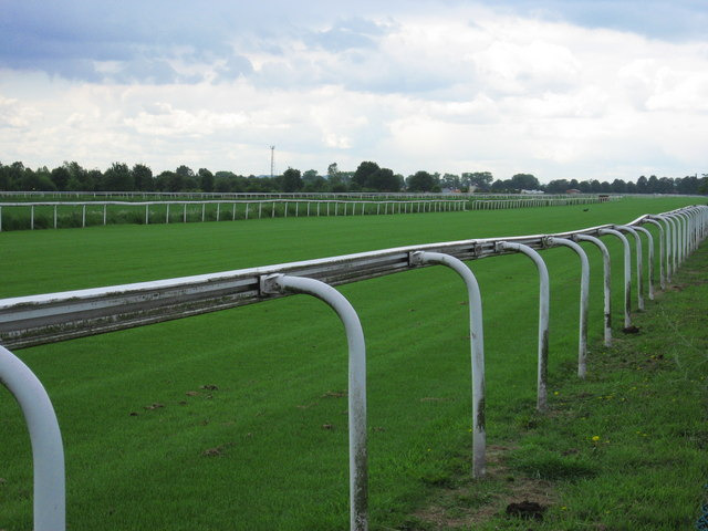 Doncaster Racecourse Straight
