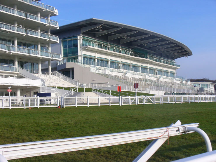 Duchess's Stand at Epsom Racecourse