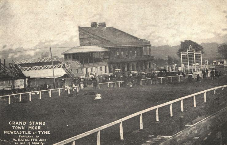 Newcastle Town Moor Racecourse