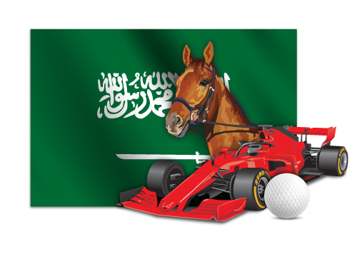 Sporting Events in Saudi Arabia