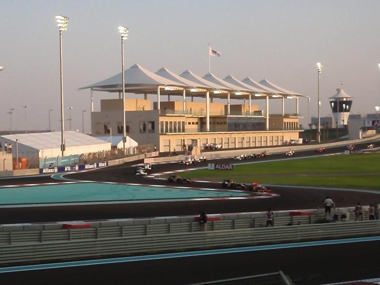 Abu Dhabi Grand Prix 2009