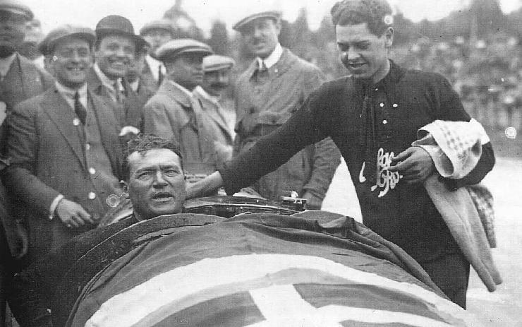 Antonia Ascari, 1925 Belgian Grand Prix Winner