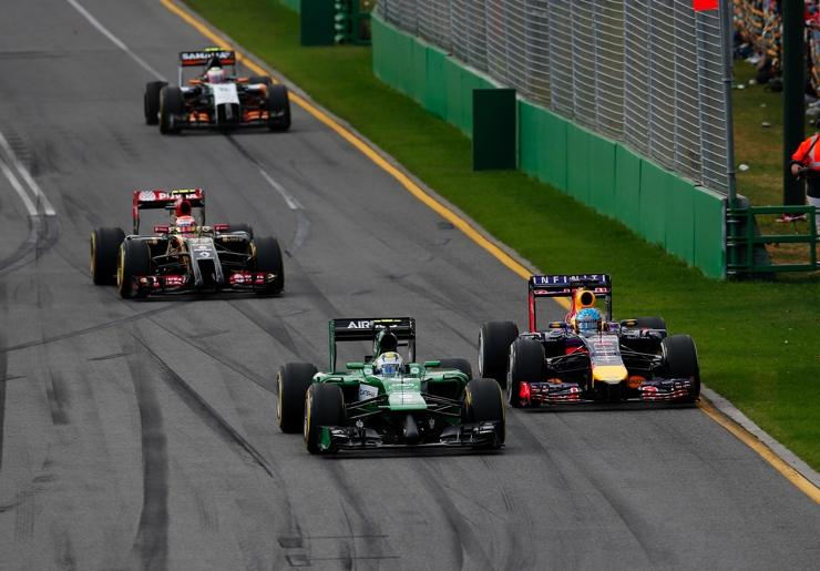Australia Grand Prix