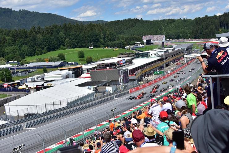 Austria Grand Prix 2018