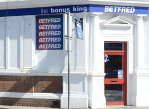 betfred betting shop