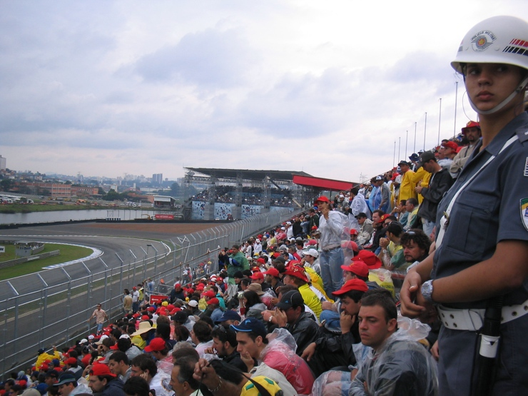 Brazil Grand Prix 2004