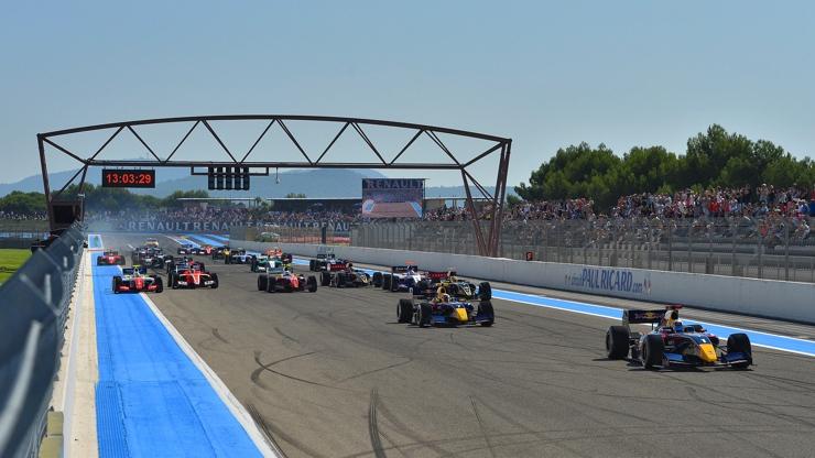 Circuit Paul Ricard 2014
