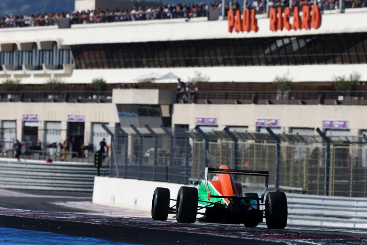 Circuit Paul Ricard Stands & Sign 2014