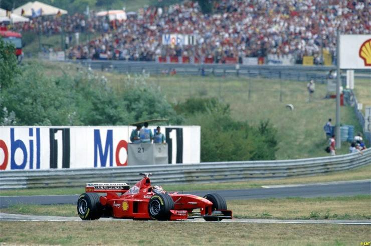 Hungary Grand Prix 1998