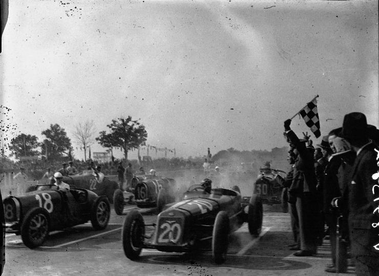 Italian Grand Prix 1931