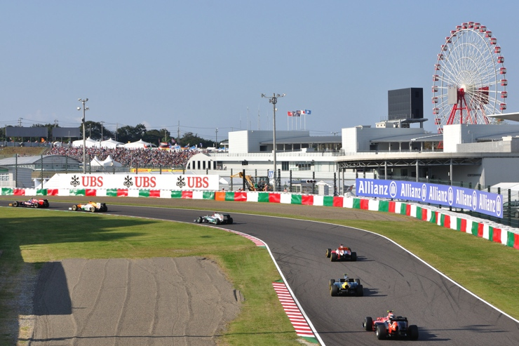 Japanese Grand Prix 2012