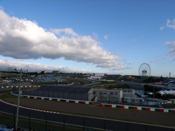 Suzuka Circuit in 2006