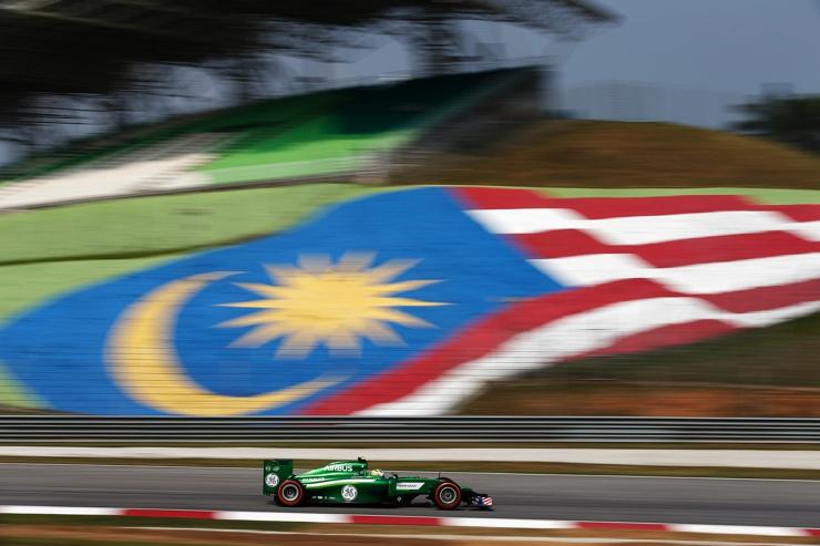 Sepang International Circuit, Malaysian Grand Prix