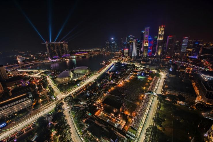 Singapore's Marina Bay Street Circuit