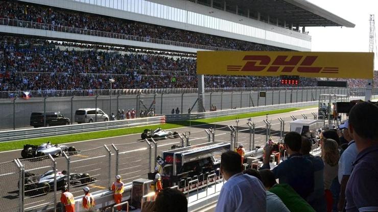 Sochi Autodrom, Russia Grand Prix 2014