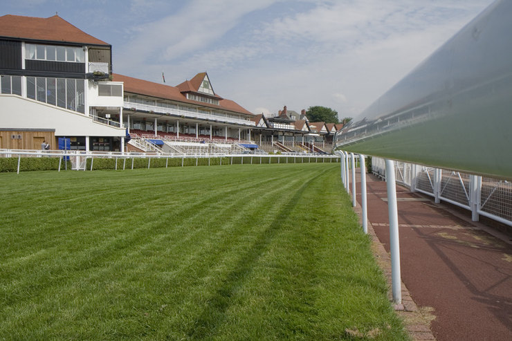 Chester Racecourse Stands