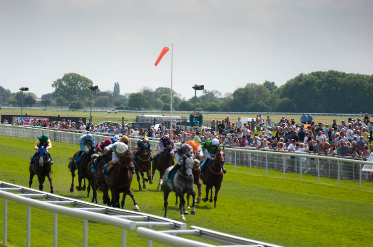 York Race Finish